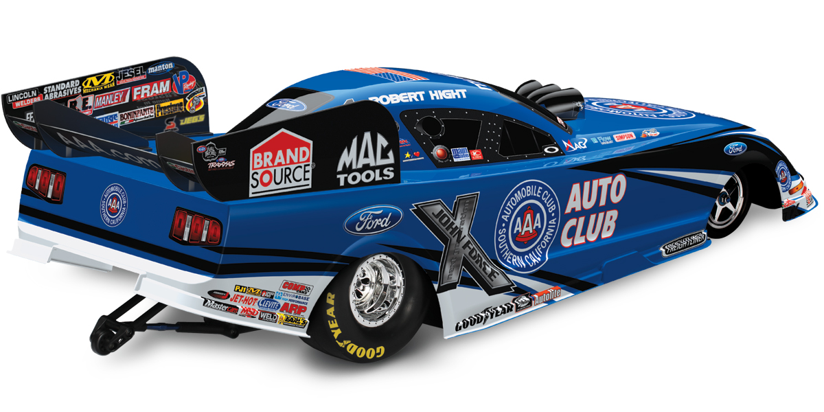 Traxxas Funny Car Brushless | RC-EST - Just great RC stuff